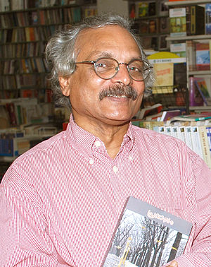 Mathrubhumi Literary Award - Image: M mukundan