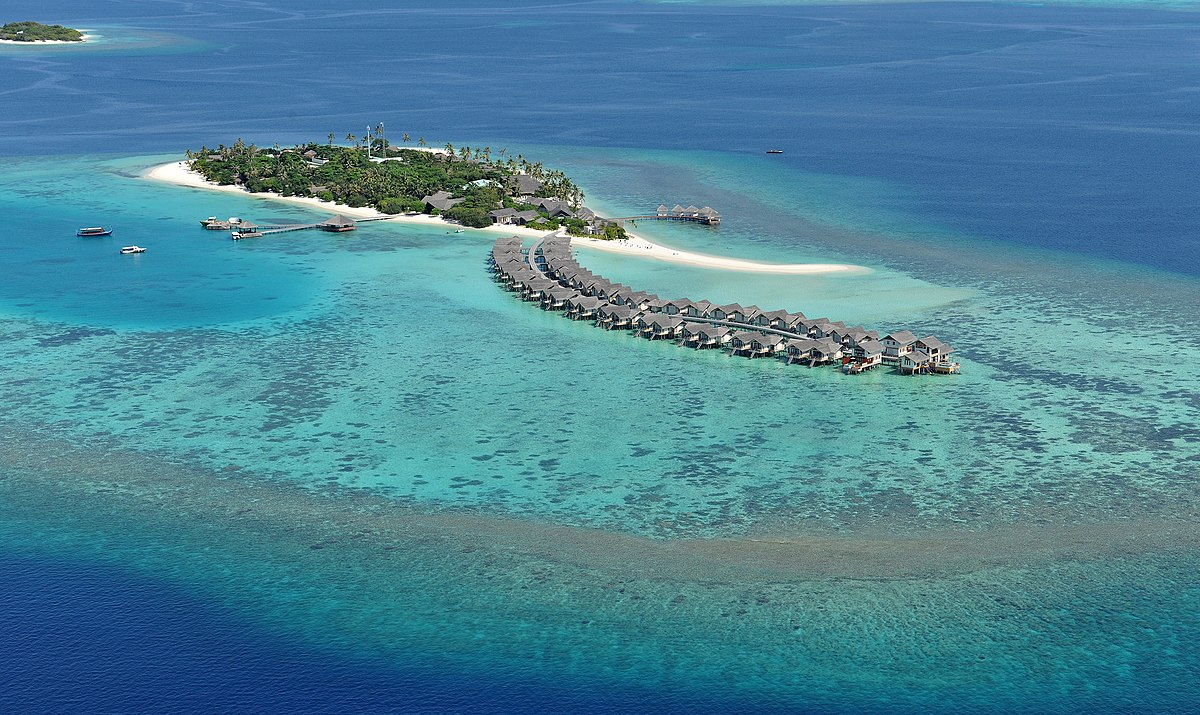 atoll bikini island