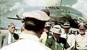 MacArthur Truman Wake Island