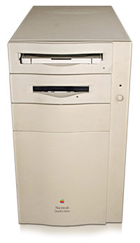 Image illustrative de l'article Macintosh Quadra 840AV