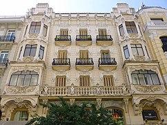 Casa Ruiz de Velasco, Madrid (1904-1907)