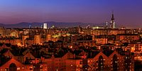 Madrid - Madrid skyline - 140314 195825.jpg