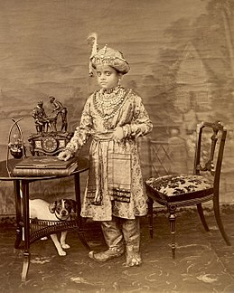 Krishna Raja Wadiyar IV - Wikipedia