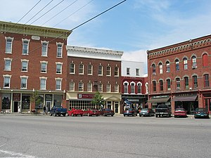 Fair Haven, Vermont - Main Street