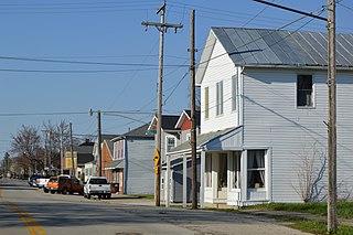 Eldorado, Ohio Village in Ohio, United States