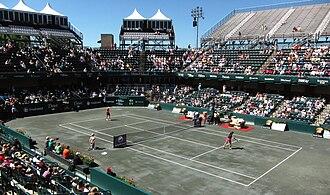 Family Circle Tennis Center - Volvo Car Stadium