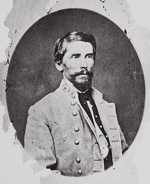 Patrick Cleburne - Image: Maj. Gen. Patrick Cleburne