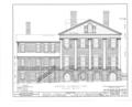 Major General Solomon Cowles House, Main Street, Farmington, Hartford County, CT HABS CONN,2-FARM,6- (sheet 6 of 11).png