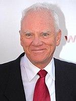 Schauspieler Malcolm McDowell