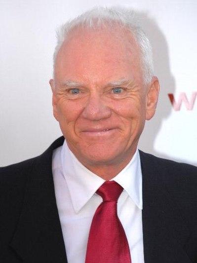 Malcolm McDowell LF