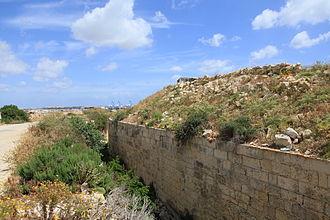 Fort Benghisa - Fort Benghisa