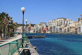 Marsaskala Local council in South Eastern Region, Malta