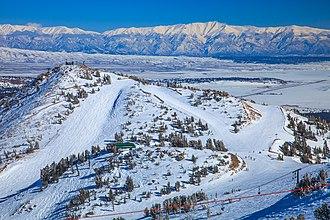 Mammoth Mountain - Ski runs