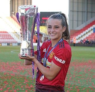 Ella Toone English footballer