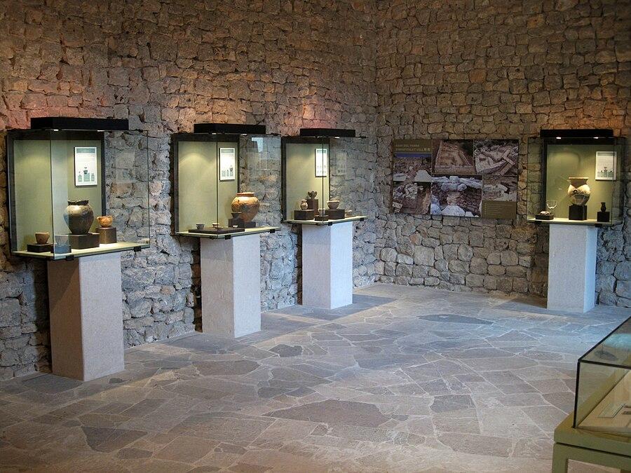 Manacor Museum Prähistorischer Saal 01