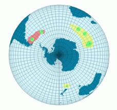 Rozšíření tučňáka patagonského