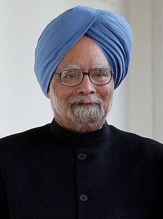 2009 Indian general election - Image: Manmohan Singh in 2009
