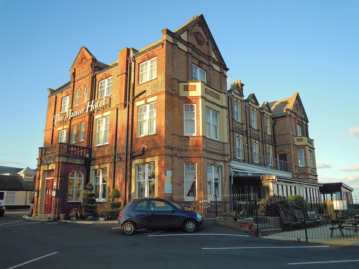 manor hotel  mundesley