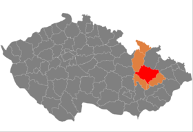 District d'Olomouc