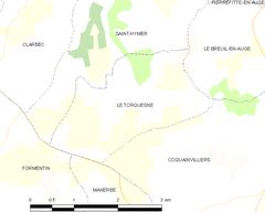 Map commune FR insee code 14694.png