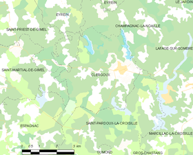 Map commune FR insee code 19056.png