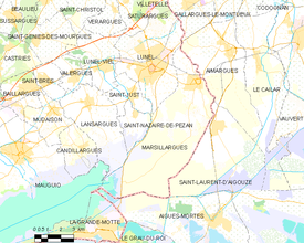 Map commune FR insee code 34151.png