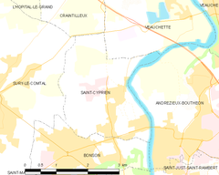 Map commune FR insee code 42211.png