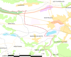 Map commune FR insee code 65307.png
