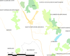 Map commune FR insee code 71483.png