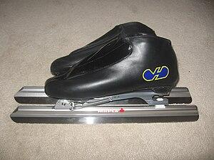 Clap skate - Two clap skates