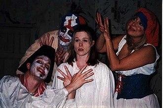 Marat/Sade - Marat/Sade production at the Theatre of NOTE, 2000, directed by Brad Mays