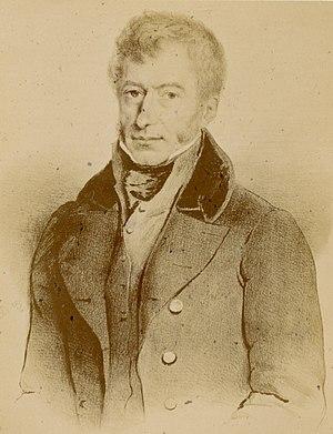 Marc-René de Voyer de Paulmy d'Argenson (1771–1842) - Image: Marc René Voyer d'Argenson