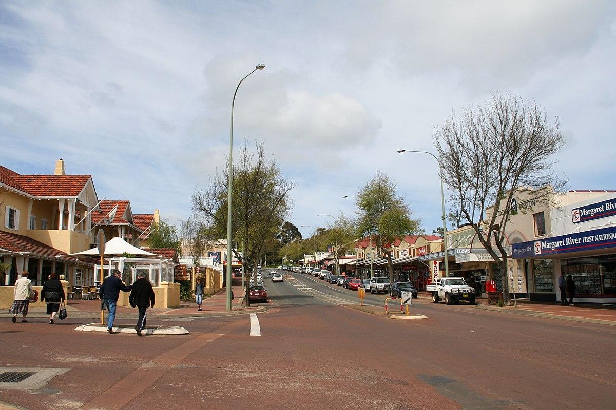 Margaret River Australie Occidentale Wikip 233 Dia