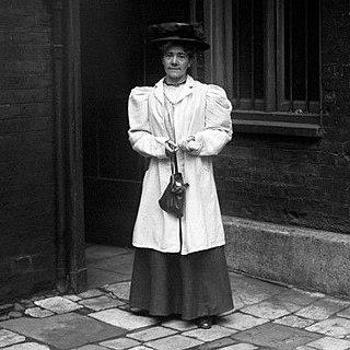 Margaret Travers Symons suffragette