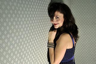 María José Montiel Spanish opera mezzo-soprano