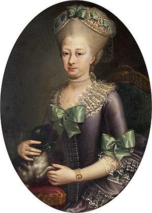Princess Maria Carolina of Savoy