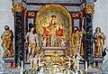 Maria Gail Pfarrkirche Hochaltar Schutzmantelmadonna 12012008 42.jpg
