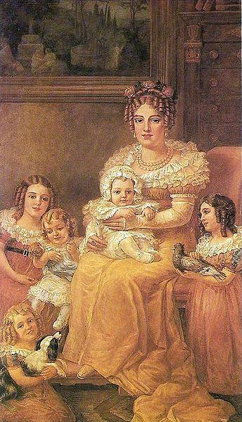 Soubor:Maria Leopoldine of Austria Family.jpg