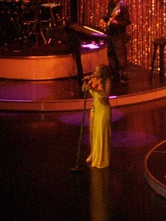 "Vision of Love - Carey performing ""Vision of Love"" during The Adventures of Mimi Tour"