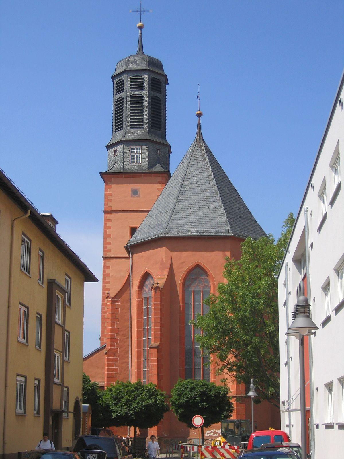 marienkirche hanau