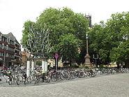 Marienplatz Münster 2013