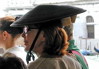 Marina Ripa di Meana - Ripa di Meana in Venice, 2003