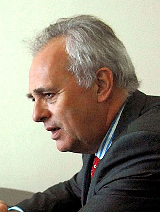 Deputy Secretary-General of the United Nations - Image: Mark Malloch Brown 080701 F 1644L 048