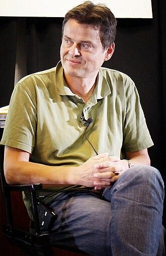 Martin Odersky - Image: Mark Odersky photo by Linda Poeng
