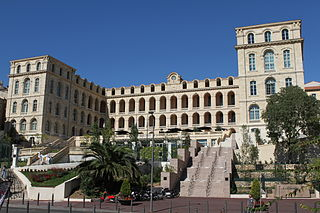 InterContinental Marseille Hotel Dieu hospital in France