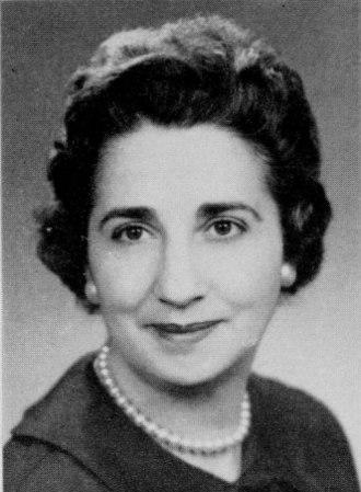 Mary L. Fonseca - Image: Mary L. Fonseca 1959