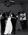 Marylou Whitney dances with President Gerald Ford at her Kentucky Derby Party.jpg