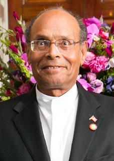 Moncef Marzouki Tunisian politician