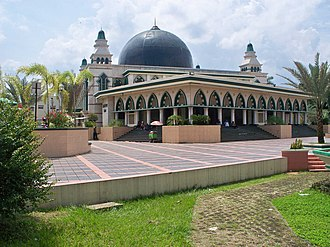 Ciamis Regency - Image: Masjid Agung Ciamis panoramio