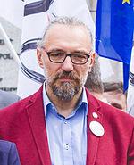 Mateusz Kijowski zasmucony twoją biernością wobec upadku demokracji